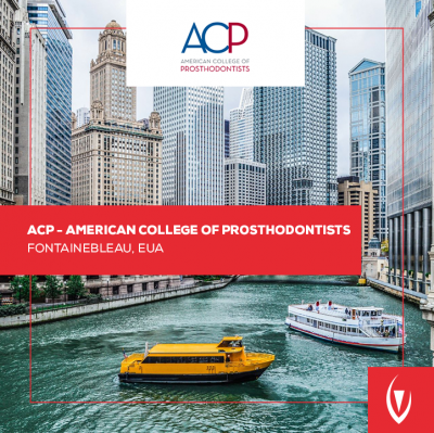 ACP - American College of Prosthodontists.